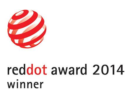 Daikin Emura Reddot Award 2014 winner