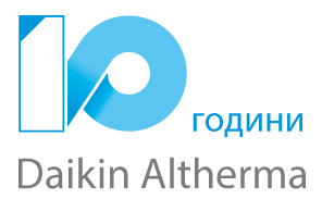 10 god Daikin Altherma
