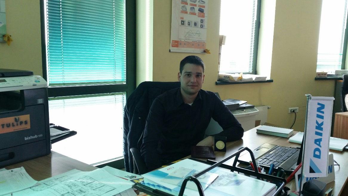 Честито за постиженията на Митето Анастасов, най-малкото лаленце в екипа ни!