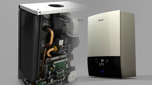 Дайкин Алтерма 3 - лесна за инсталиране термопомпа